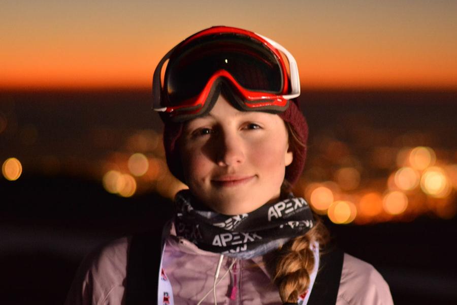 Elizabeth Hosking : 18 ans, ambitieuse et talentueuse