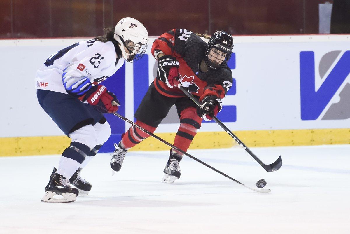 Équipe Canada féminin, si près du but